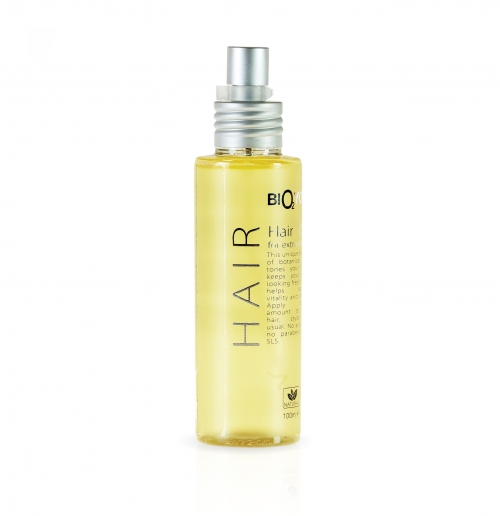 Hair Oil for extra shine