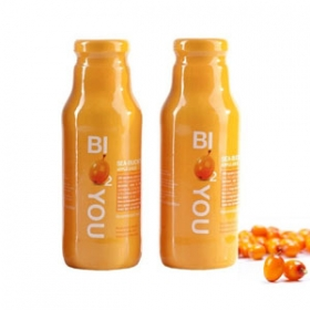 Seabuckthorn-apple juice (pasteruezed)